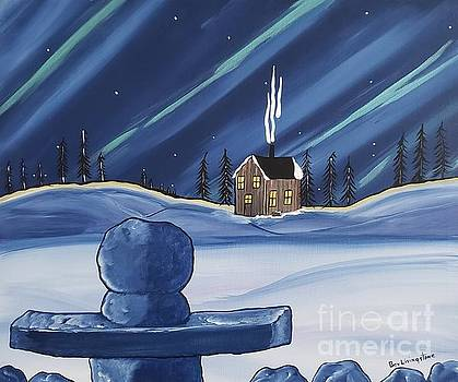 Under The Northern Lights by Beverly Livingstone