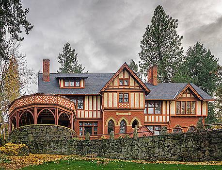 Undercliff Mansion by David Sams