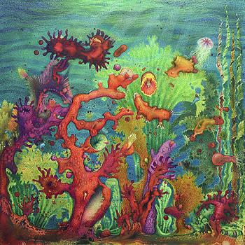 Undersea II by Lynn Bywaters