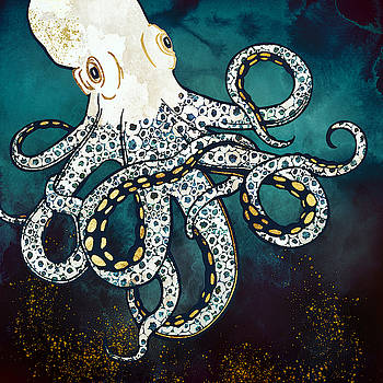 Underwater Dream VII by Spacefrog Designs