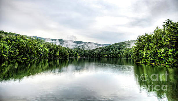Unicoi State Park, Georgia, After Rain by Felix Lai