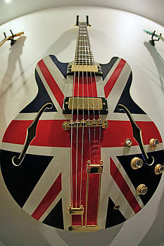 Union Jack Gibson by Shoal Hollingsworth