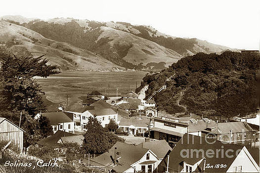 California Views Archives Mr Pat Hathaway Archives - United Grocery, Bolinas, California Circa 1940