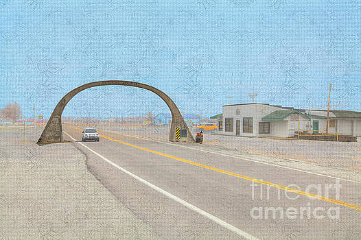 Larry Braun - United States Highway 61 Arch