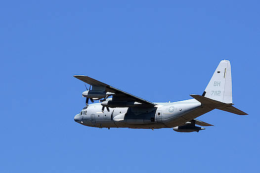 United States Marine Corps Super Hercules  by Chris Day
