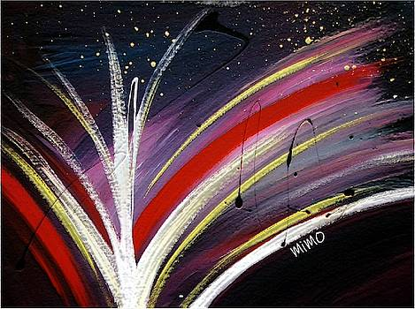 Universal Energy by Mimo Krouzian