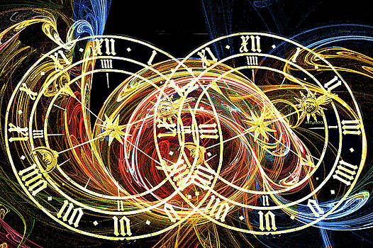 Universal Time by Art By ONYX