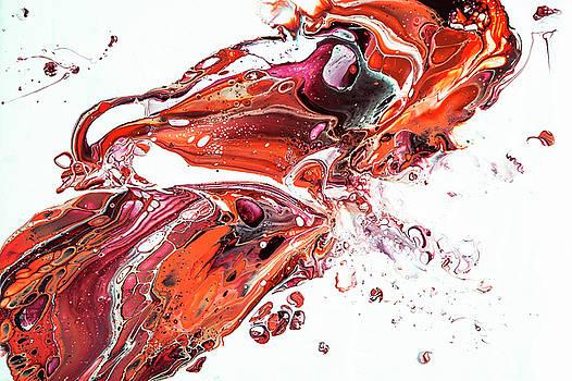 Jenny Rainbow -  Unknown Taste. Abstract Fragment