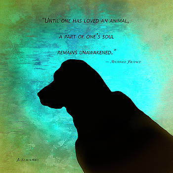 Until One Has Loved An Animal by Jennifer Stackpole