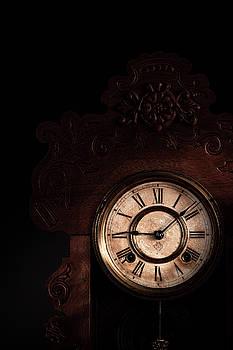 Untitled Gingerbread Clock by Bruce Davis