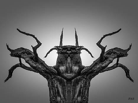 Untitled VII 2018 BW by David Gordon