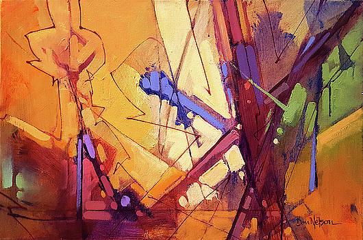 Up Ahead by Dan Nelson