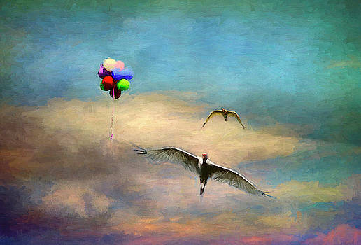 Up Up and Away by Pete Rems