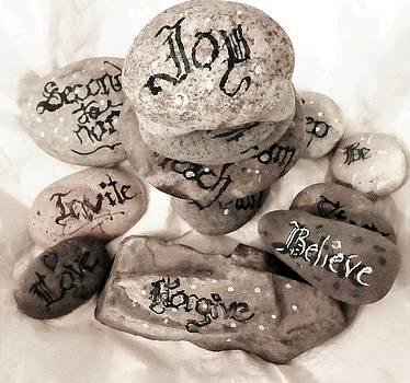Uplifting Rocks by Lisa Kaiser