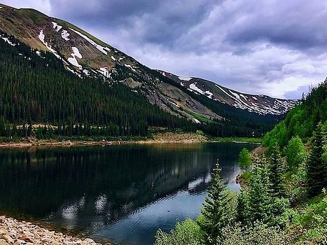 Urad Lake by Dan Miller