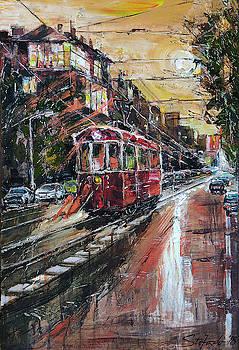 Urban Morning IV by Stefano Popovski