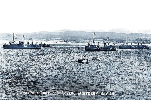 California Views Archives Mr Pat Hathaway Archives - U.S. Destroyers of the First Division, Torpedo Flotilla, Pacific