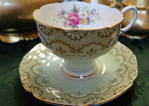 Use the Good China by Connie Fox