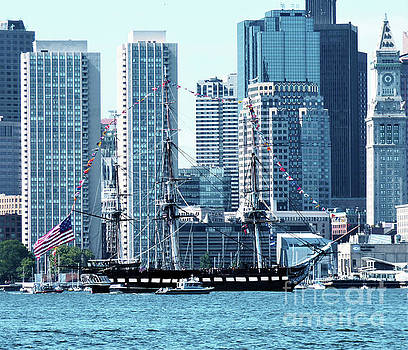 Sharon Williams Eng - USS Constitution Old Ironsides 300