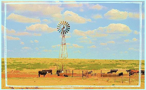 Vaca Vista by Barbie Corbett-Newmin