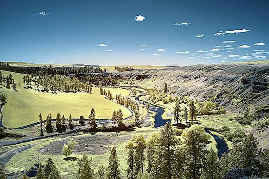Jon Glaser - Valley in Hidden Palouse