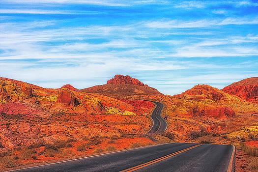 Valley Road by Fernando Margolles