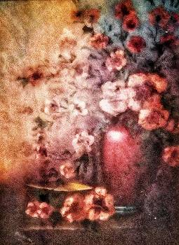 Vase and flowers by George Dalton