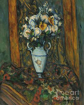 Paul Cezanne - Vase of Flowers, 1900 to 1903