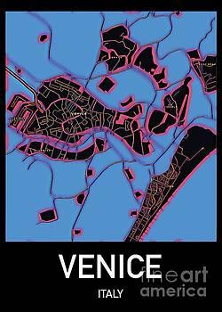 HELGE - Venice City Map