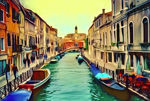 Venice Life by Christina Ford