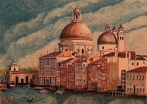 Venice2 by Oleg Kozelskiy