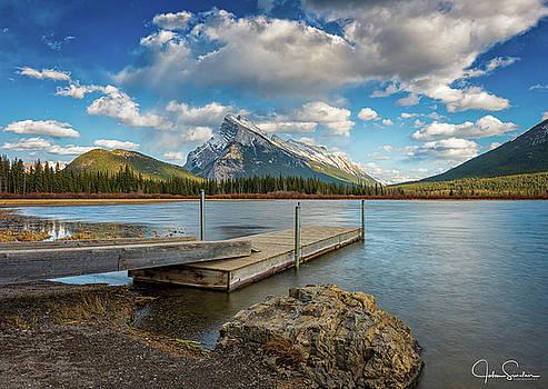 John Sinclair - Vermillion Lakes Banff Canada