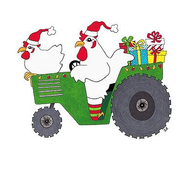 Vermont Christmas by Sarah Rosedahl