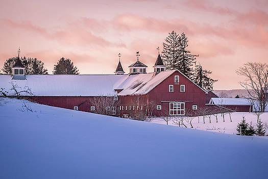 Vermont Winter Morning by Tim Kirchoff