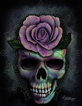Vertex Rose by Desiree Mattingly