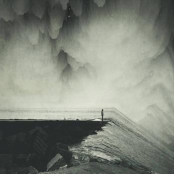 VertigOcean - Inclined Seascape by Dirk Wuestenhagen