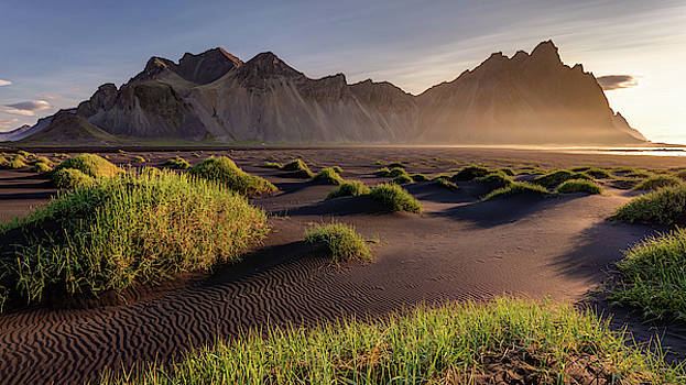 Vestrahorn Sunrise Iceland by Pierre Leclerc Photography