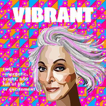 Vibrant by Lynnda Rakos