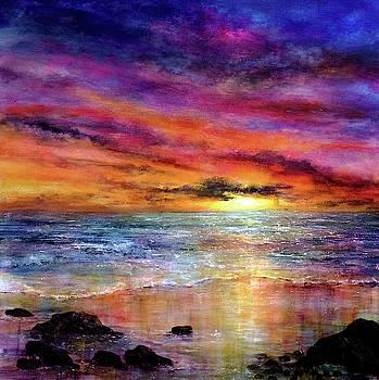 Vibrant Sea by Ann Marie Bone