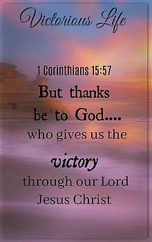 Victorious Verses 1 15 57 by David Norman