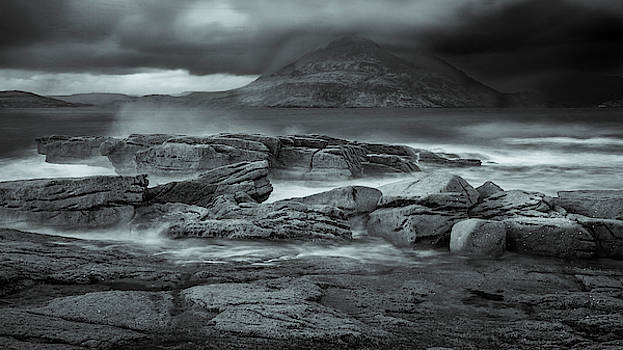 View from Elgol by John Frid