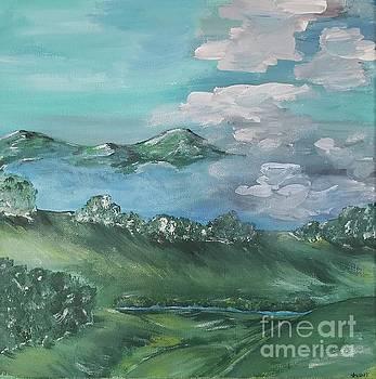 View of Eagle Lake by Ariana Dagan