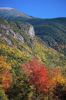 Cliff Wassmann - View of Mount Washington