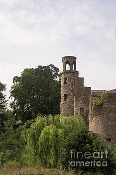 View of the Blarney Tower by Ruth H Curtis