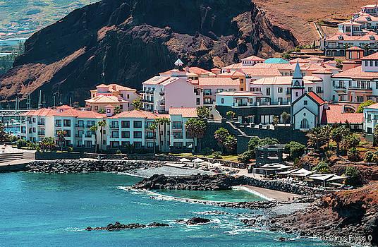 Village By Sea by Fabio Gomes Freitas