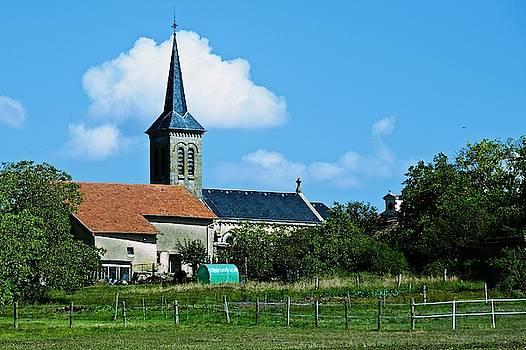 Village Church by Eric Tressler