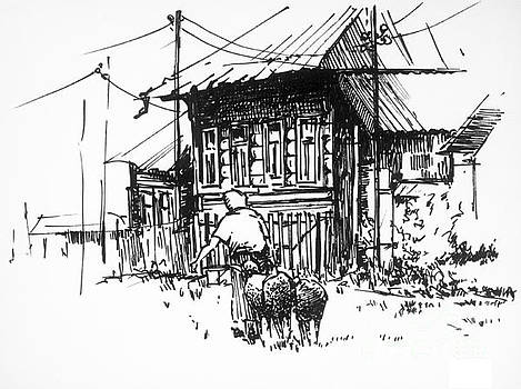 Village by Igal Kogan