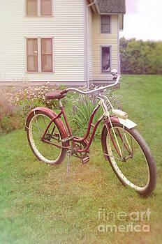 Jill Battaglia - Vintage Bicycle by House