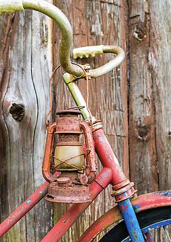 Vintage Bicycle by Nick Mares
