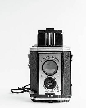 Vintage Eastman Kodak Brownie Reflex Synchro Model Film Camera by Edward Fielding